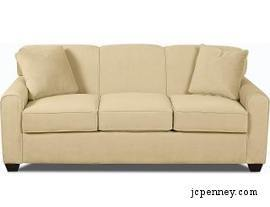 Sleeper Possibilities Dome Arm Queen Sleeper Sofa