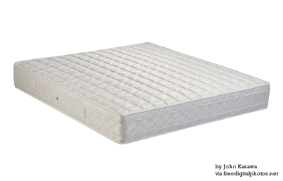 Image of a mattress