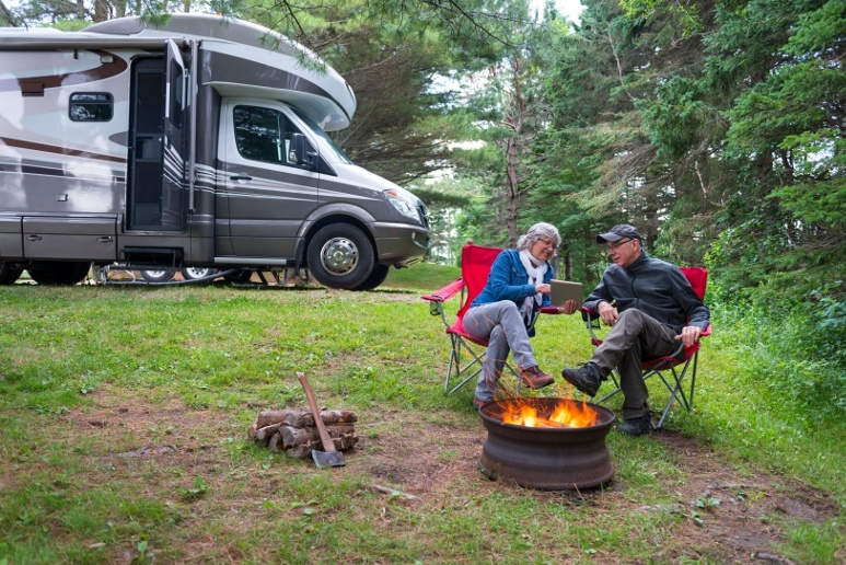 Traveling with a Winnebago RV