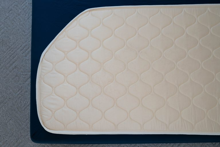 Cut Corner Top View Mattress, 5 or 8 inch